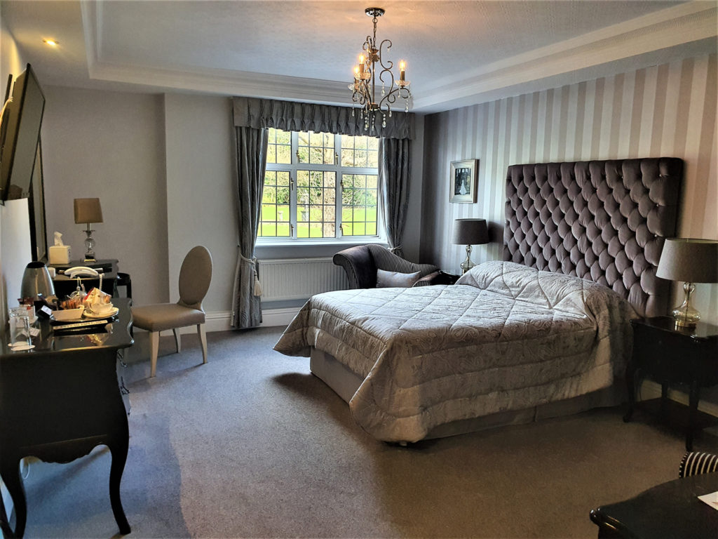 Warwickshire Country House Bedroom