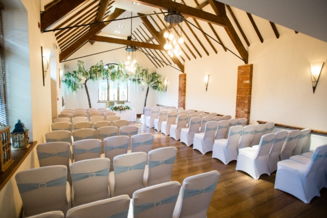Nuthurst Grange - Stables venue - wedding