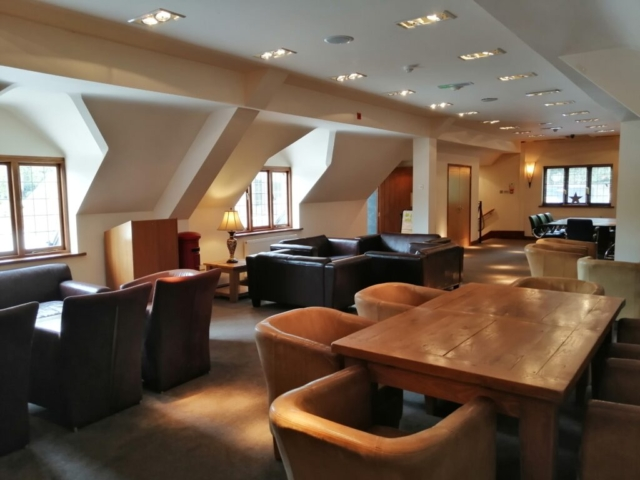 Stables loft at Nuthurst Grange for conferences or corporate events